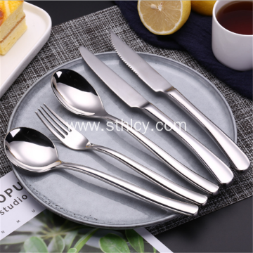 304 Stainless Steel Western Steak Cutlery Set
